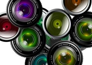 Kameraobjektive mit Autofokus