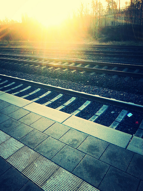 Tostedt Bahnhof Foto