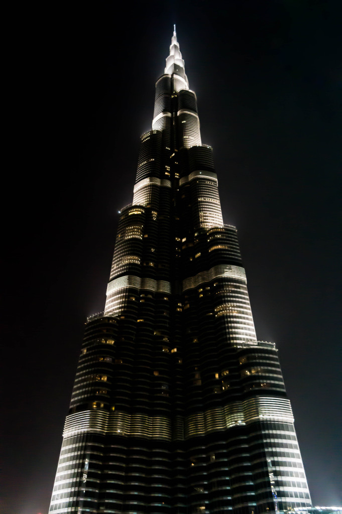 Dubai Burj Khalifa 2015