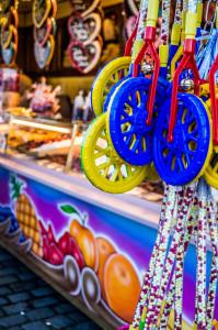 Osterwiese Bremen Süßigkeiten