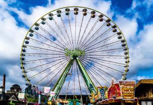 Osterwiese Bremen Riesenrad