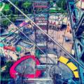 Wandbild Produkttest Riesenrad Wien
