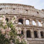 Rom Kunst Architektur Colosseum