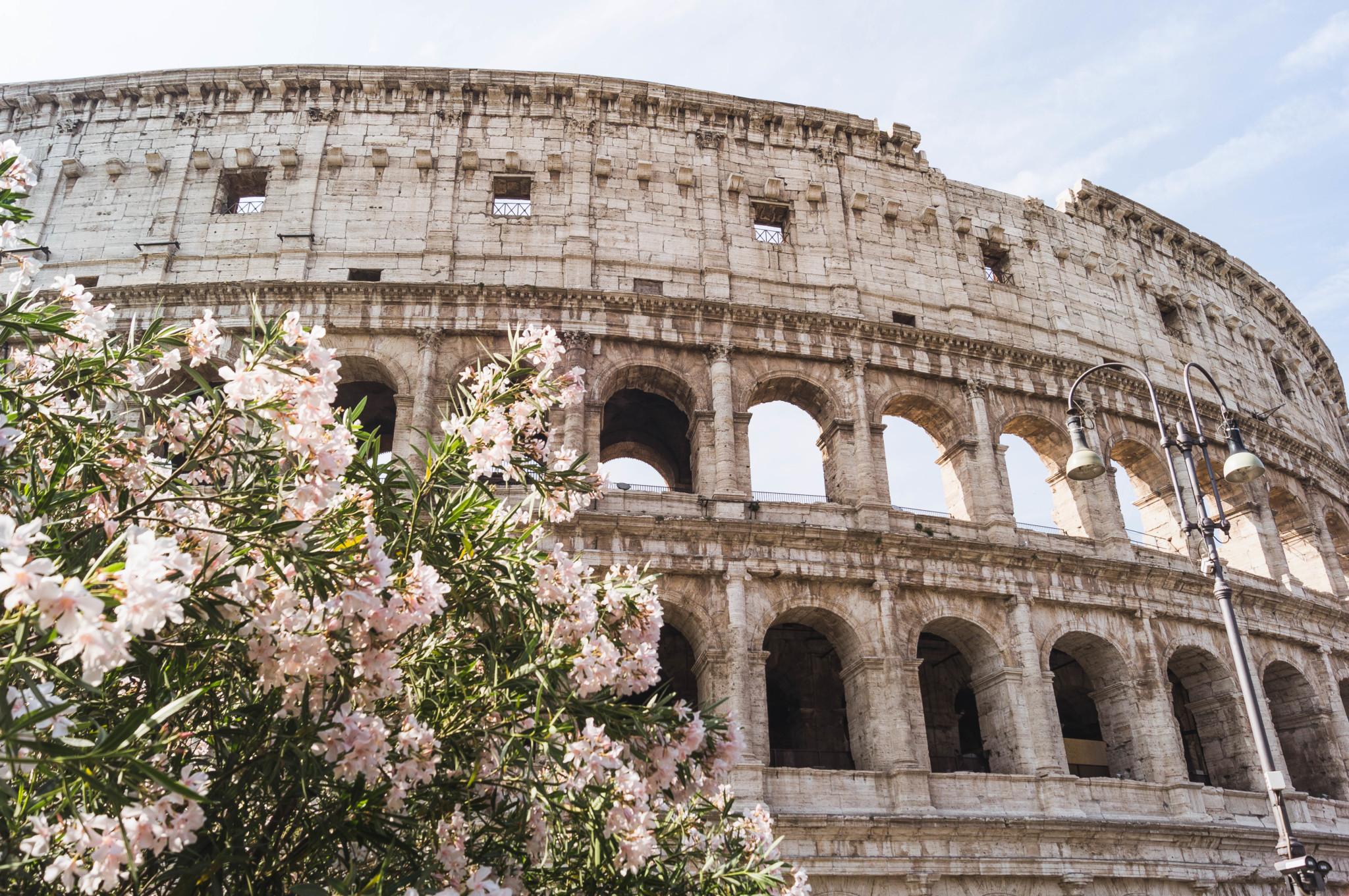 Foto der Woche KW 38 / 2017 – Das Colosseum in Rom